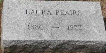 PEAIRS, LAURA - Holmes County, Ohio | LAURA PEAIRS - Ohio Gravestone Photos