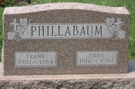 PHILLABAUM, DANA - Holmes County, Ohio | DANA PHILLABAUM - Ohio Gravestone Photos