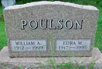 POULSON, WILLIAM A. - Holmes County, Ohio | WILLIAM A. POULSON - Ohio Gravestone Photos