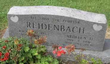 REIDENBACH, ARDILLA D. - Holmes County, Ohio | ARDILLA D. REIDENBACH - Ohio Gravestone Photos