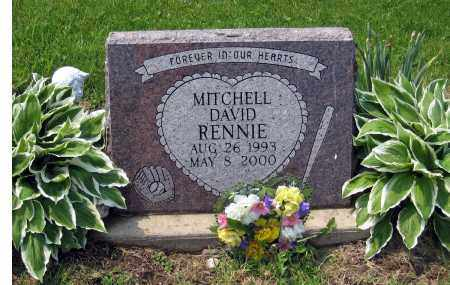 RENNIE, MITCHELL DAVID - Holmes County, Ohio | MITCHELL DAVID RENNIE - Ohio Gravestone Photos