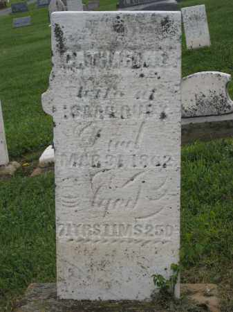 RUDY, CATHARINE - Holmes County, Ohio   CATHARINE RUDY - Ohio Gravestone Photos