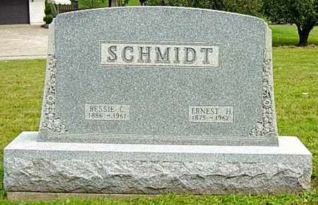 SCHMIDT, ERNEST H. - Holmes County, Ohio | ERNEST H. SCHMIDT - Ohio Gravestone Photos