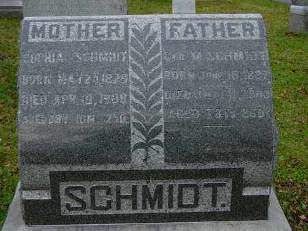 SCHMIDT, GEORGE MICHAEL - Holmes County, Ohio | GEORGE MICHAEL SCHMIDT - Ohio Gravestone Photos