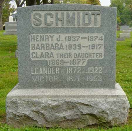 SCHMIDT, BARBARA - Holmes County, Ohio | BARBARA SCHMIDT - Ohio Gravestone Photos