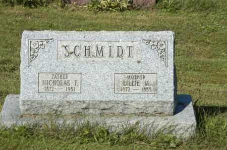 LANDIS SCHMIDT, LILLIE M. - Holmes County, Ohio | LILLIE M. LANDIS SCHMIDT - Ohio Gravestone Photos