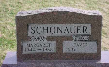 SCHONAUER, MARGARET - Holmes County, Ohio | MARGARET SCHONAUER - Ohio Gravestone Photos