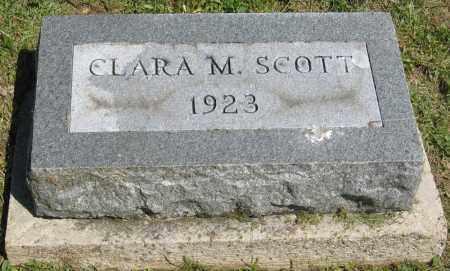 SCOTT, CLARA M. - Holmes County, Ohio | CLARA M. SCOTT - Ohio Gravestone Photos