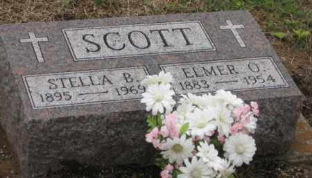 SCOTT, STELLA B. - Holmes County, Ohio | STELLA B. SCOTT - Ohio Gravestone Photos