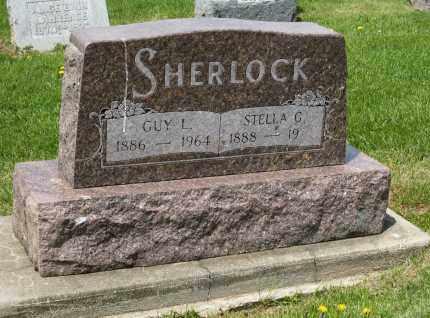 SHERLOCK, STELLA G - Holmes County, Ohio | STELLA G SHERLOCK - Ohio Gravestone Photos
