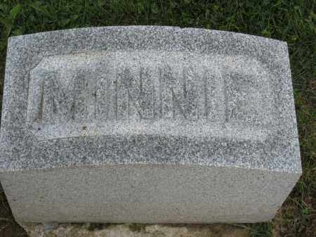 SIEGEL, MINNIE - Holmes County, Ohio | MINNIE SIEGEL - Ohio Gravestone Photos