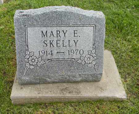 SKELLY, MARY E - Holmes County, Ohio | MARY E SKELLY - Ohio Gravestone Photos