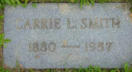 LANZER SMITH, CARRIE - Holmes County, Ohio | CARRIE LANZER SMITH - Ohio Gravestone Photos