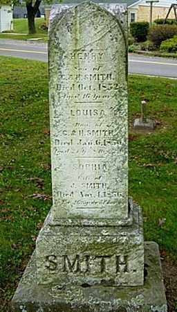 SMITH, HENRY - Holmes County, Ohio | HENRY SMITH - Ohio Gravestone Photos