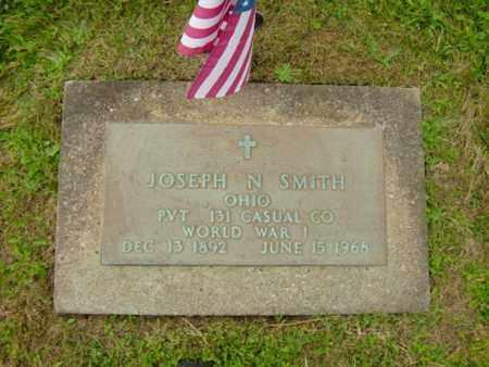 SMITH, JOSEPH N. - Holmes County, Ohio | JOSEPH N. SMITH - Ohio Gravestone Photos