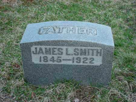 SMITH, JAMES L - Holmes County, Ohio | JAMES L SMITH - Ohio Gravestone Photos