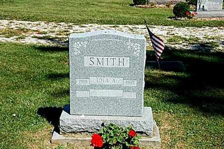 SMITH, LOLA A. - Holmes County, Ohio | LOLA A. SMITH - Ohio Gravestone Photos