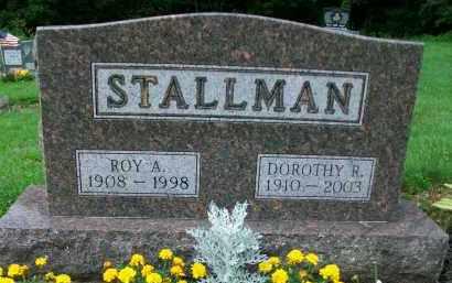 STALLMAN, ROY A. - Holmes County, Ohio | ROY A. STALLMAN - Ohio Gravestone Photos