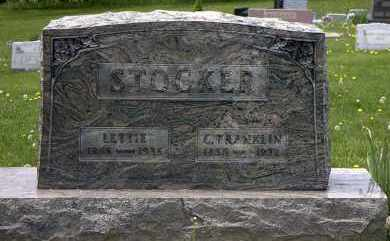 STOCKER, LETTIE - Holmes County, Ohio | LETTIE STOCKER - Ohio Gravestone Photos