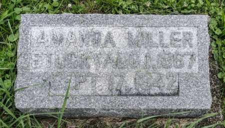 STUCKY, AMANDA - Holmes County, Ohio | AMANDA STUCKY - Ohio Gravestone Photos