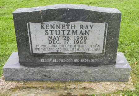 STUTZMAN, KENNETH RAY - Holmes County, Ohio | KENNETH RAY STUTZMAN - Ohio Gravestone Photos