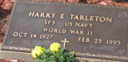 TARLETON, HARRY E. - Holmes County, Ohio | HARRY E. TARLETON - Ohio Gravestone Photos