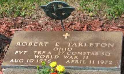 TARLETON, ROBERT E. - Holmes County, Ohio | ROBERT E. TARLETON - Ohio Gravestone Photos