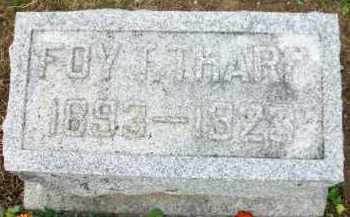 THARP, FOY - Holmes County, Ohio | FOY THARP - Ohio Gravestone Photos