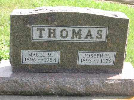 THOMAS, MABEL M - Holmes County, Ohio | MABEL M THOMAS - Ohio Gravestone Photos