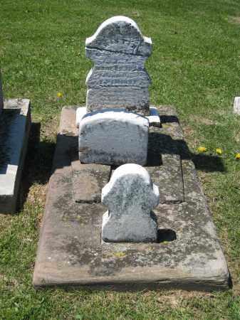 UNKNOWN, CHRISTIAN - Holmes County, Ohio   CHRISTIAN UNKNOWN - Ohio Gravestone Photos