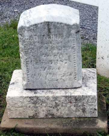 UNKNOWN, CATHARINE - Holmes County, Ohio | CATHARINE UNKNOWN - Ohio Gravestone Photos