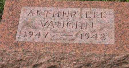 VAUGHN, ARTHUR LEE - Holmes County, Ohio | ARTHUR LEE VAUGHN - Ohio Gravestone Photos