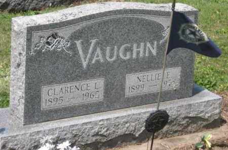 VAUGHN, NELLIE E. - Holmes County, Ohio | NELLIE E. VAUGHN - Ohio Gravestone Photos