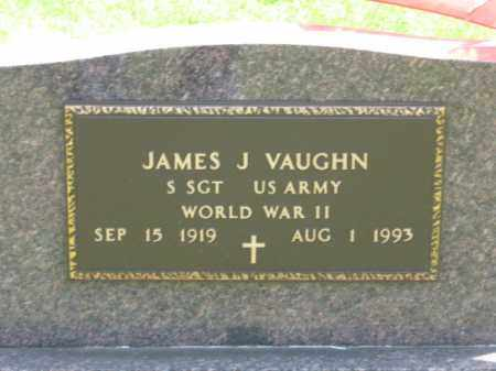 VAUGHN, JAMES J. - Holmes County, Ohio | JAMES J. VAUGHN - Ohio Gravestone Photos