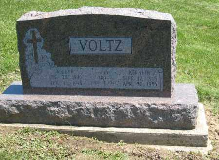 VOLTZ, KENNETH - Holmes County, Ohio | KENNETH VOLTZ - Ohio Gravestone Photos