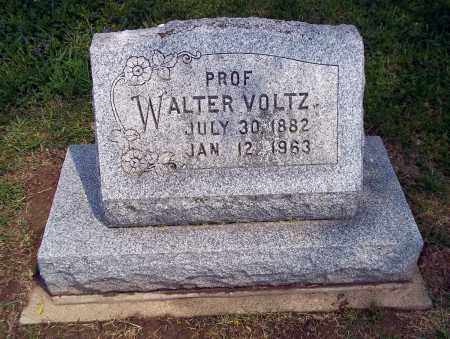 VOLTZ, WALTER - Holmes County, Ohio | WALTER VOLTZ - Ohio Gravestone Photos