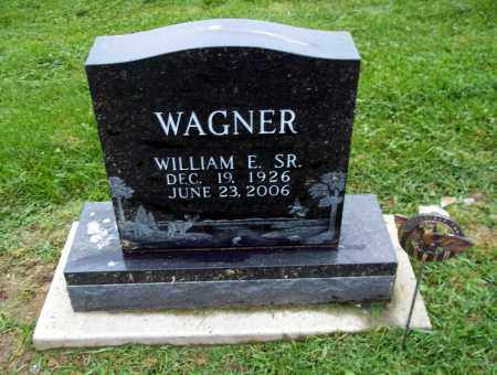 WAGNER, WILLIAM E. SR. - Holmes County, Ohio | WILLIAM E. SR. WAGNER - Ohio Gravestone Photos
