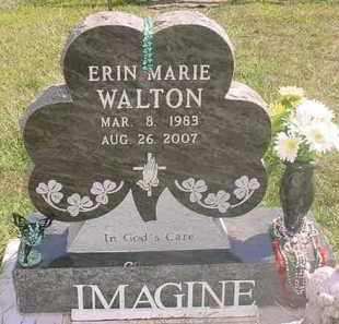 WALTON, ERIN MARIE - Holmes County, Ohio | ERIN MARIE WALTON - Ohio Gravestone Photos