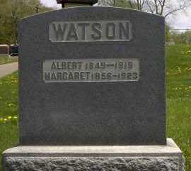 KIDD WATSON, MARGARET JANE - Holmes County, Ohio | MARGARET JANE KIDD WATSON - Ohio Gravestone Photos