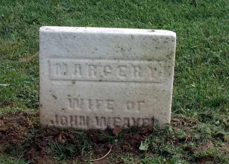 WEAVER, JOHN - Holmes County, Ohio | JOHN WEAVER - Ohio Gravestone Photos