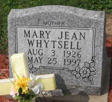 JEAN WHYTSELL, MARY - Holmes County, Ohio | MARY JEAN WHYTSELL - Ohio Gravestone Photos