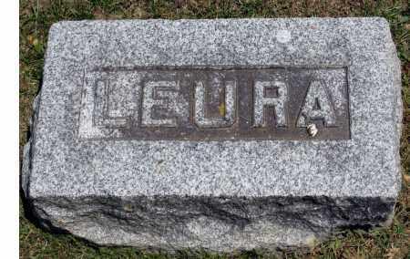 WILHELM, LEURA - Holmes County, Ohio | LEURA WILHELM - Ohio Gravestone Photos