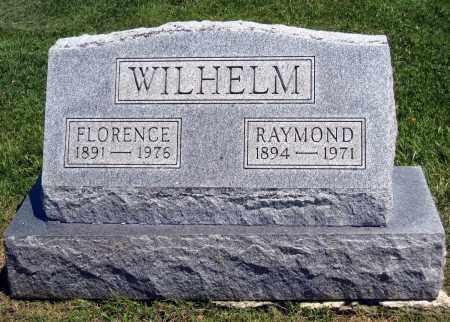WILHELM, RAYMOND - Holmes County, Ohio | RAYMOND WILHELM - Ohio Gravestone Photos