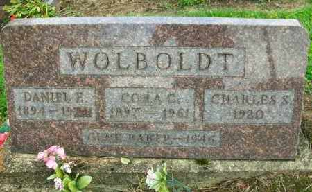 WOLBOLDT, CHARLES S. - Holmes County, Ohio | CHARLES S. WOLBOLDT - Ohio Gravestone Photos