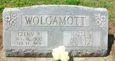 WOLGAMOTT, HAZEL M. - Holmes County, Ohio | HAZEL M. WOLGAMOTT - Ohio Gravestone Photos