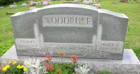 WOODRUFF, HAZEL J. - Holmes County, Ohio | HAZEL J. WOODRUFF - Ohio Gravestone Photos