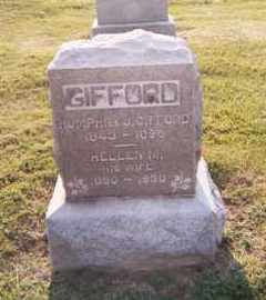 GIFFORD, HUMPHREY J. - Huron County, Ohio | HUMPHREY J. GIFFORD - Ohio Gravestone Photos