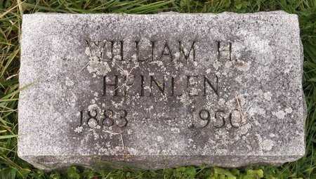 HEINLEN, WILLIAM H - Huron County, Ohio | WILLIAM H HEINLEN - Ohio Gravestone Photos