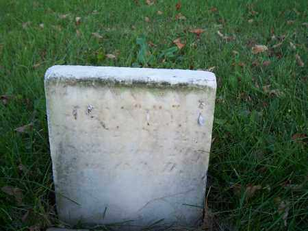 SHELDON JENNEY, JOANNA - Huron County, Ohio | JOANNA SHELDON JENNEY - Ohio Gravestone Photos