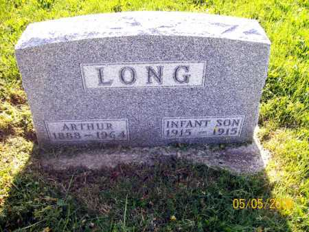 LONG, ARTHUR - Huron County, Ohio | ARTHUR LONG - Ohio Gravestone Photos